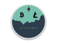 CryptoBar: Bitcoin and Altcoin 맥앱 아이콘