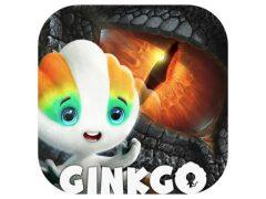 Ginkgo Dino 아이폰 어플 아이콘