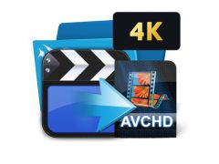 AnyMP4 AVCHD Converter 맥앱 아이콘