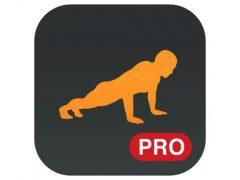 아이폰 운동앱 아이콘 런타스틱 PRO 팔굽혀펴기