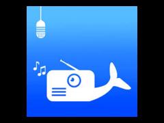 Whale Radio 아이폰 앱 아이콘