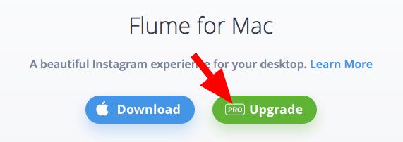 flume pro upgrade