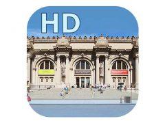 HD 메트로폴리탄 미술관 어플 아이콘