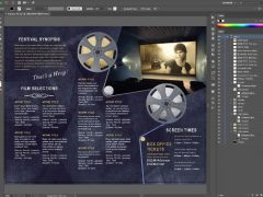 대표이미지 Brochure Design - Templates for illustrator