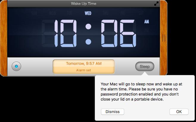보조역할인 헬퍼 프로그램이 설치되면 Sleep 버튼이 생깁니다