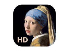 Portrait painting HD 아이폰 앱 아이콘